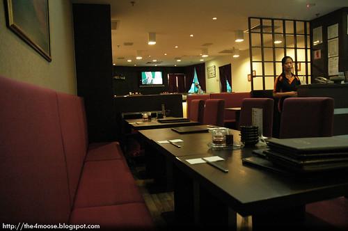 Ishikawa Japanese Restaurant - Interior