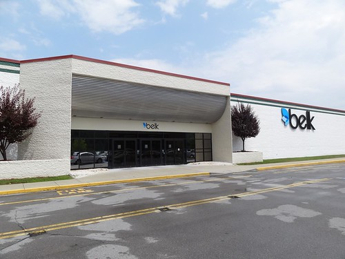 belk; former Leggett (Mercer Mall)