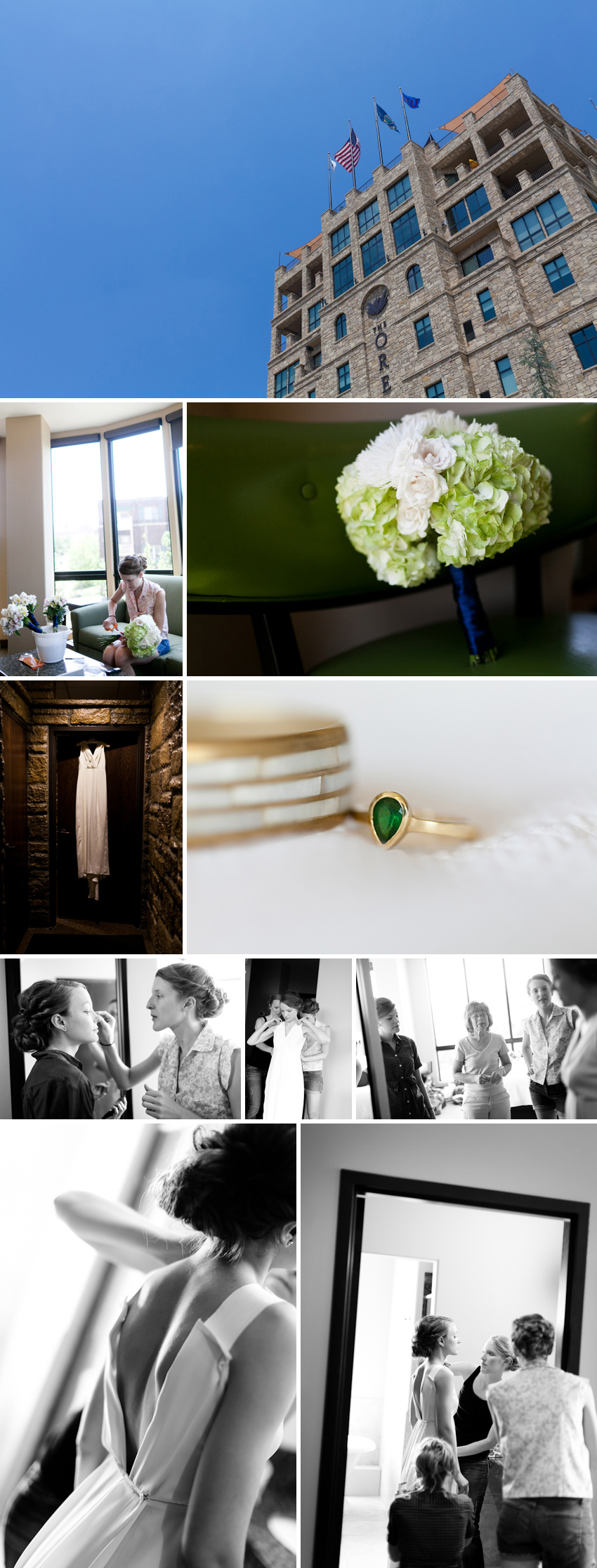 Kansas City/Lawrence wedding photographer Darbi G. Photography