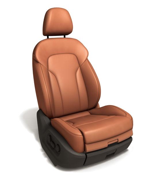 sports seat audi q3