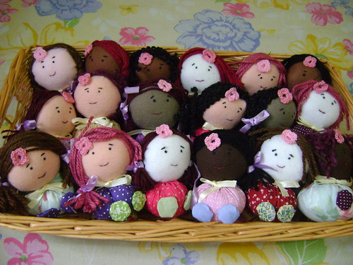 Bonequinhas by Sweet by Carla