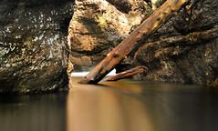 gorge (hiasl_3) Tags: fall water bayern george wasser exposure holz cascade belichtung schlucht stamm longtime langzeit eschenlohe gettygermanyq3 gachentodklamm eschenlaine gettygermanyq4