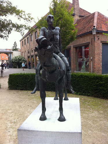 Bruges: The Four Horsemen of the Apocalypse IV
