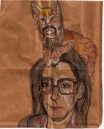 Art sales for Aliza's brain trust