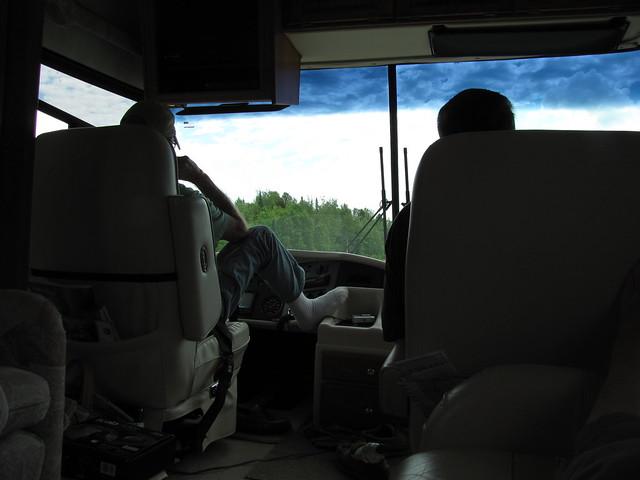 John Driving