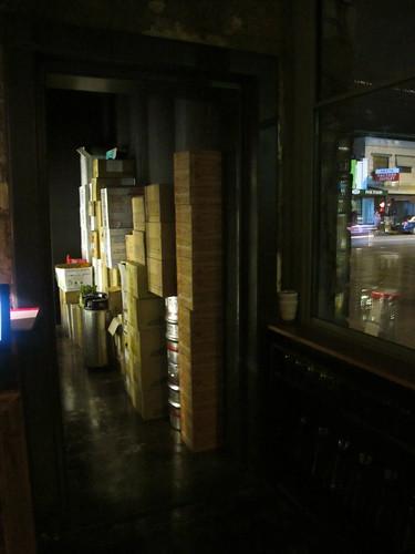 Sake vault