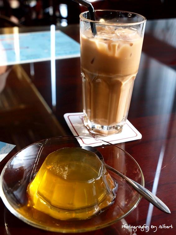慈湖觀景台餐廳:附餐飲料&點心