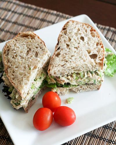 Tuna Fish Sandwich For Kids Simple tuna fish sandwich