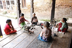 Spinning Thread - 2 (ashishkoirala) Tags: nepal kathmandu bhaktapur newar doublyniceshot doubleniceshot tripleniceshot 4timesasnice 6timesasnice 5timesasnice