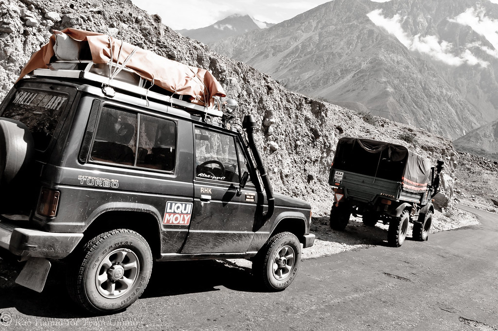 Team Unimog Punga 2011: Solitude at Altitude - 6018473079 14f43c860d b