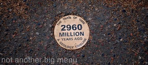 Las Vegas, Nevada - Grand Canyon tour 2960 million years