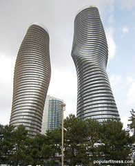 Twin Towers of Marilyn Monroe Condos