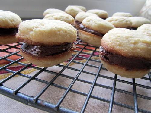Vanilla Sandwich Cookies