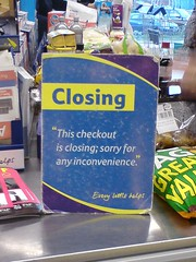 how does this help? (under the moon) Tags: tesco stalybridge closing help