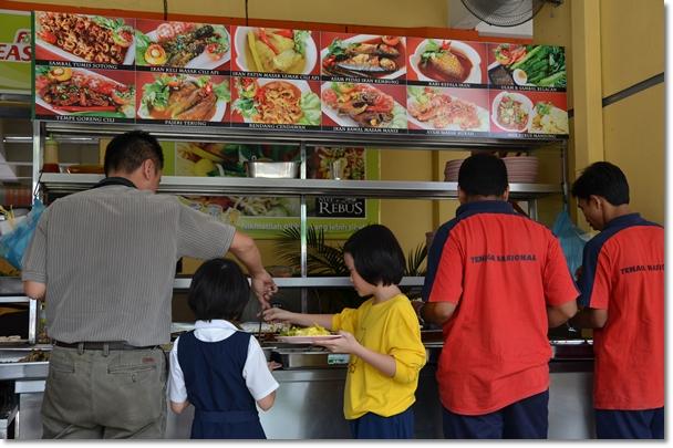Nasi Campur Stall @ Rojak Manjung