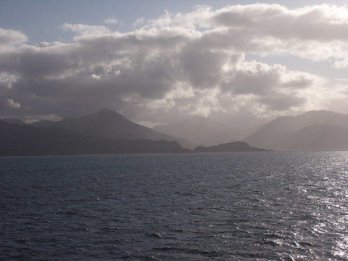 CalMac ferry from Skye to Mallaig
