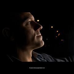 29.9.11 (jenswinkler.ch) Tags: portrait self mann 365 blitz selbstportrait onelight jenswinkler baselstobist