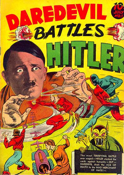 Daredevil Battles Hitler 00