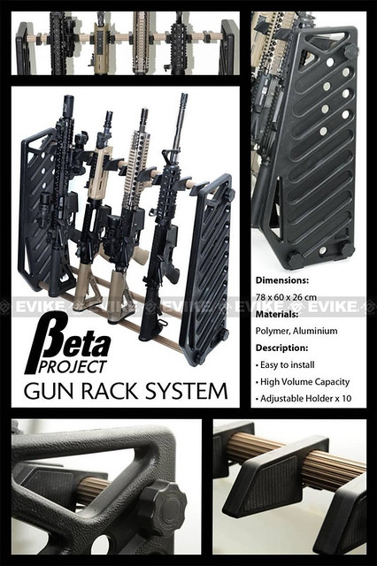 Plans for a Gun Rack | eHow.com