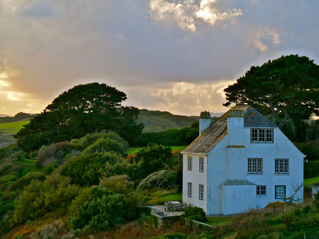 My  Cornwall House. By Ian Layzell