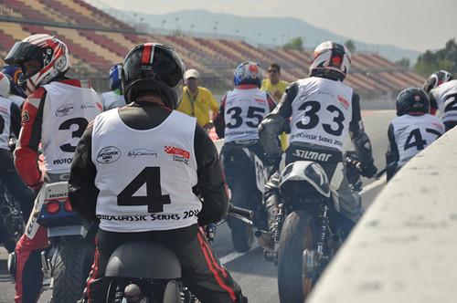MotoClassic Series 2011