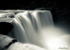 Dreamy Cumberland Falls (Jennifer Greenland) Tags: usa kentucky ky