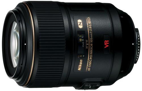 Nikon 105mm f/2.8G AF-S VR Micro-NIKKOR