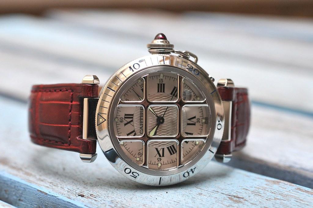 Cartier Pasha 150