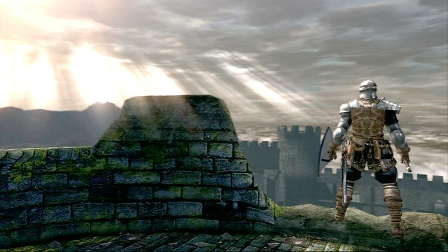 Dark Souls - Nice view