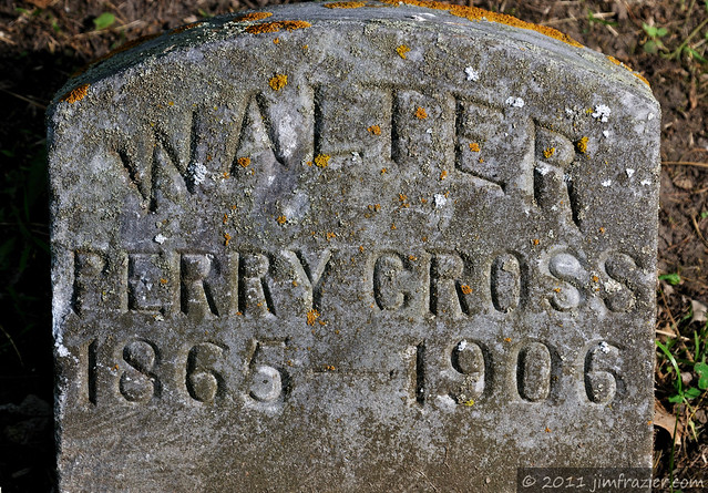 Walter Perry Cross 1865 - 1906