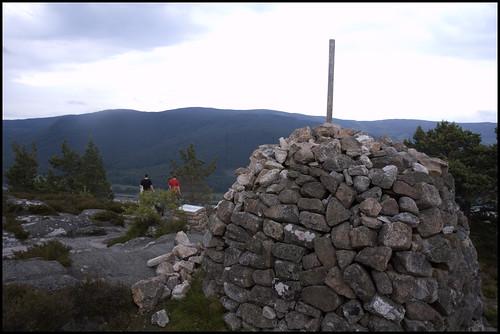 Craigendarroch Summit Cairn