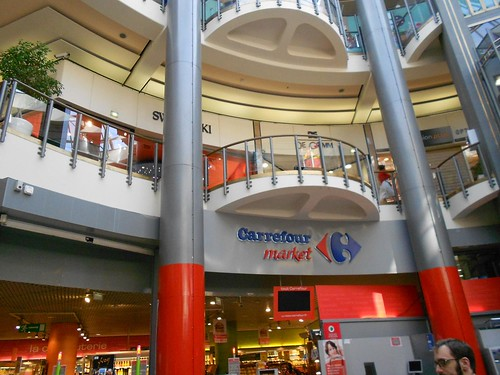 Carrefour Market in Bordeaux