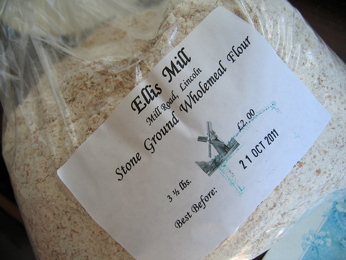 Flour from Ellis Mill