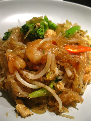 Fried Thai Glass Noodles