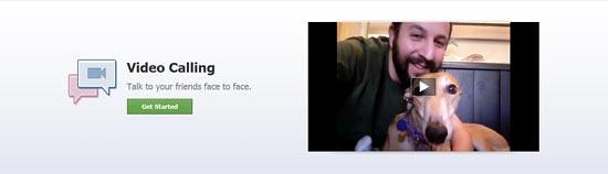 facebook video call บริการ วีดีโอแชทจาก เฟสบุ๊ค