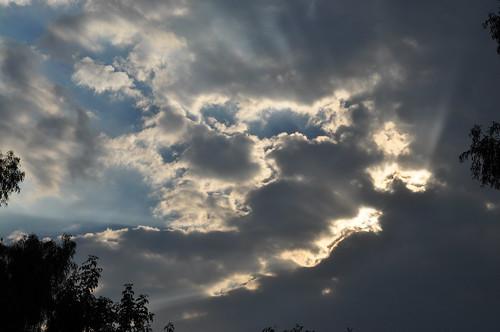 Se escapa el cielo by saffog