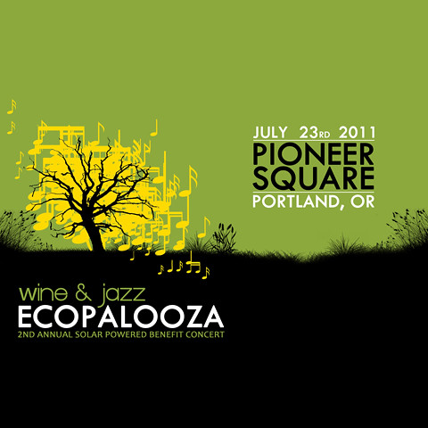 EcoPalooza @ Pioneer Courthouse Square