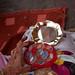 Indian make-up box
