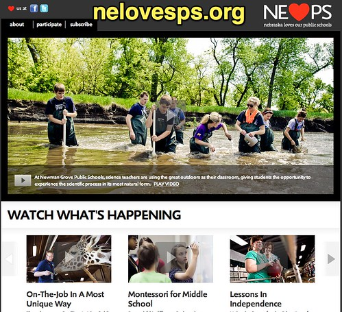 NElovesPS.org - Welcome to Nebraska Loves Public Schools