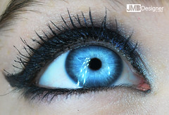 Eye (Julmart Designer) Tags: blue eye face tabsgirl