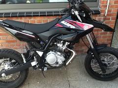 My bike (kodek) Tags: yamaha wr wr125