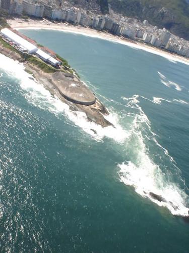 vista helicóptero rio de janeiro