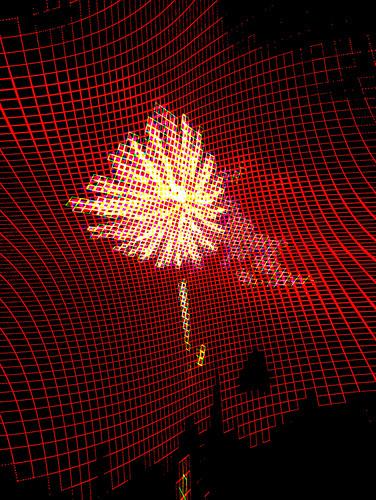 jessy kendall - fireworks7 by jim leftwich