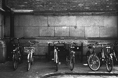 bikes / rowery (donchris!) Tags: street b bw white black blanco bike photography la und w negro bikes poland polska krakow bicicleta polen krakw weiss schwarz fahrrad polonia vlo rower fahrrder bicicletta krakau pologne