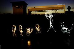 PHOTO365_165_11072011 (Xavi Borda) Tags: matar photoproject photo365 lightpainters