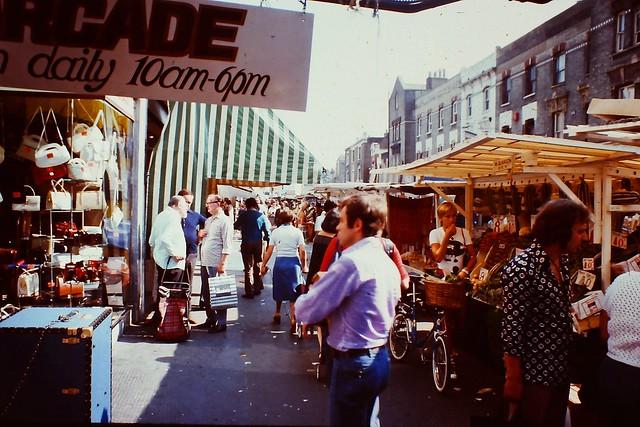 1976 - London - Soho