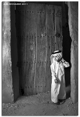 (A.Alwosaibie) Tags: old light bw photo nikon shot mohammed softbox ksa 2011 d90 alhasa explored sb900 nikon18105mm aalwosaibie