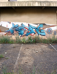 zoer csx #11 (zoercsx) Tags: classic graffiti high grasse spray 80s crown graff stay b612 csx zoer deko ensu kryo zoercsx