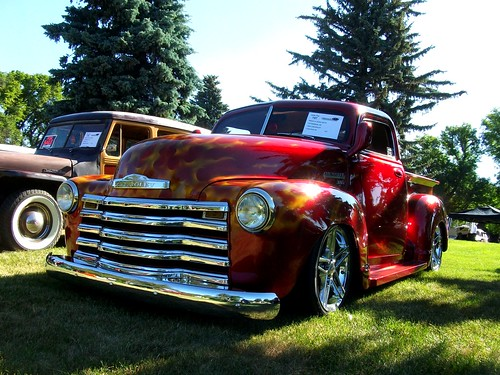 1950 Chevy Truck for Sale