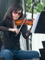 Borealis String Quartet. Photo by Chris Cameron.